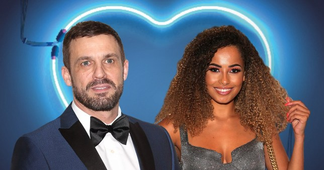 Amber Gill and Jamie Lomas 'swap numbers'