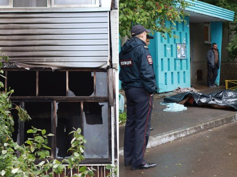 Lawyer killed in apartment fire with wife, sister and children