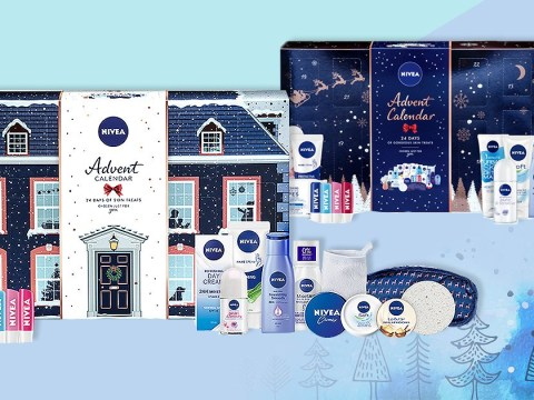 Nivea launches two advent calendars for Christmas so you can pamper your skin