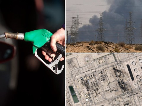 Petrol prices could soar after drone strikes on Saudi oil facilities
