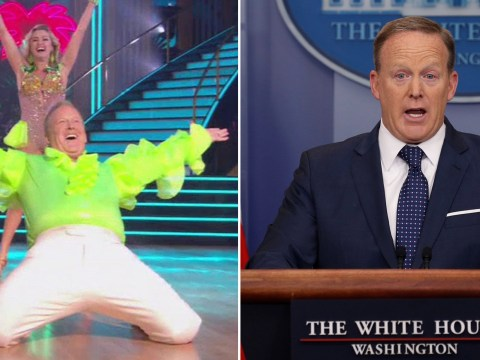 Liars like Sean Spicer shouldn't be allowed to redeem themselves on Dancing With The Stars
