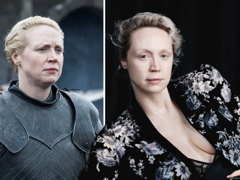 Game Of Thrones star Gwendoline Christie knows she may never get a role like Brienne of Tarth again