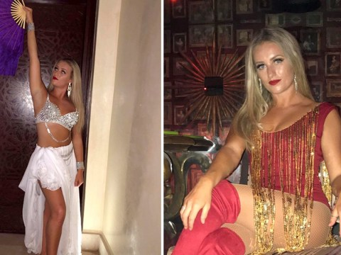 Size 8 dancer 'fired for being too fat after manager urged her to lose weight'