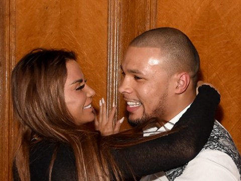 Katie Price is all smiles as she parties with James Argent for Chris Eubank Jr's birthday