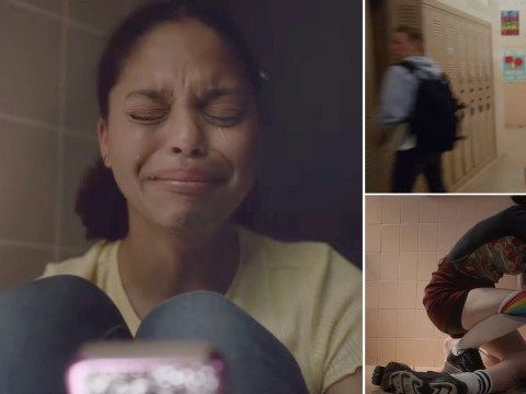 Sandy Hook group's spine-chilling back-to-school ad has a dark twist