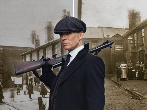 What Birmingham really looked like when the Peaky Blinders ruled the city