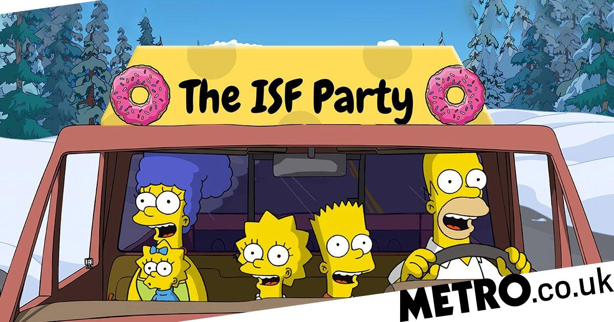 Ireland Simpsons Fans Launch Isf Political Party After