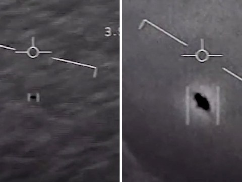US Navy confirm 'leaked' UFO footage is real