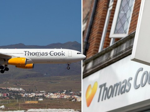 Thomas Cook on brink of collapse as bosses scramble for rescue deal