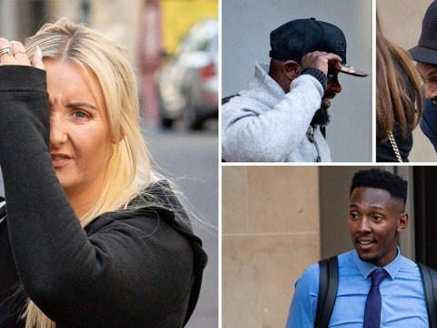 Footballer caught cheating on partner jumped out of hotel window in boxers