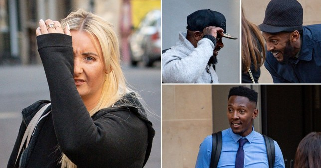 Premier league Footballer caught cheating on partner in blackmail plot