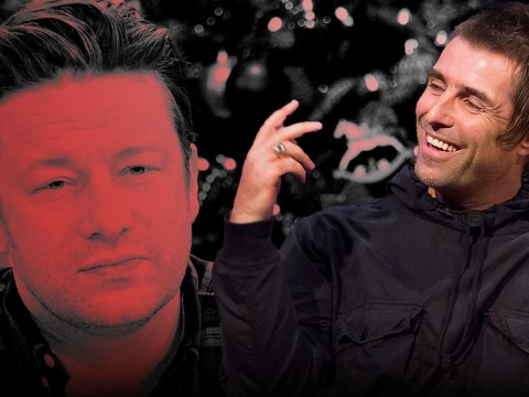 Liam Gallagher admits to regularly shouting at Jamie Oliver on his way home from pub
