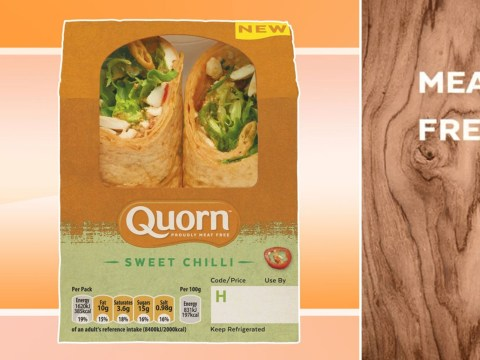 Quorn releases new vegetarian wraps and sandwich range