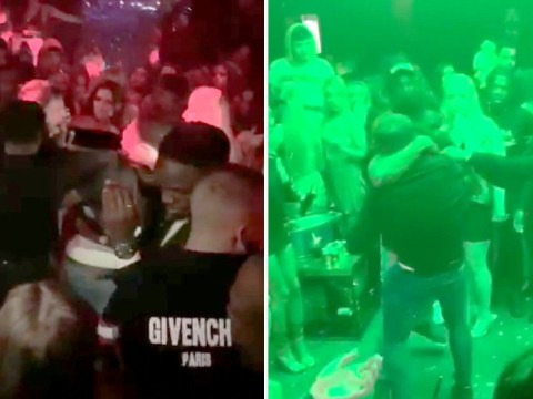 Chelsea star Danny Drinkwater caught headbutting man in club