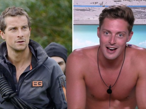 Love Island's Dr Alex fancies his chances at Bear Grylls and we need to make this happen