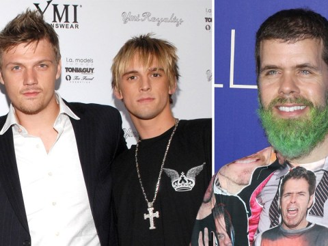 Nick Carter 'afraid for family's safety' as Aaron Carter slams Perez Hilton's request to remove his guns