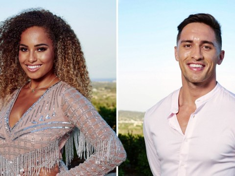 Love Island's Amber Gill returns to Ireland for first time since Greg O'Shea split