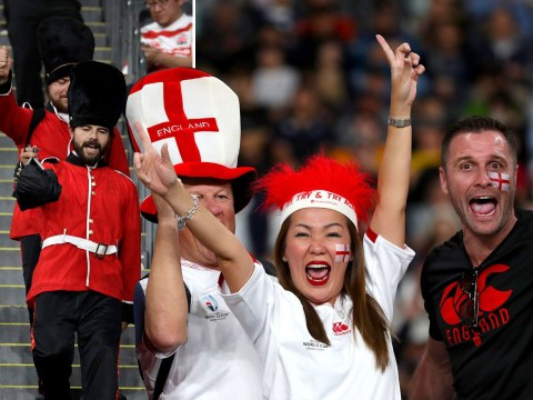 England fans buzzing in Japan after opening Rugby World Cup win