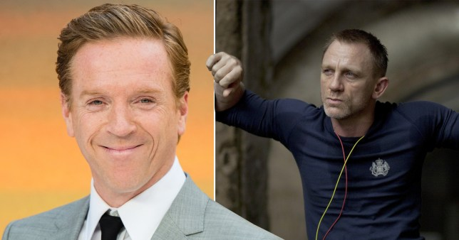 Damian Lewis thinks James Bond is a 'bad' spy as he gears up for docu-drama spy series