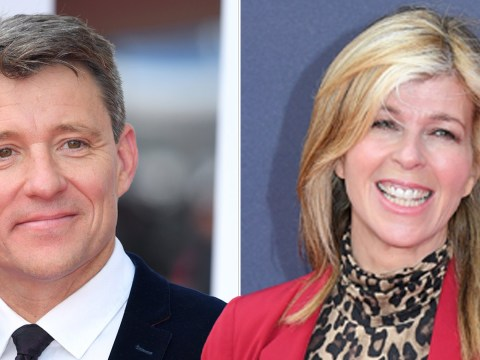 Ben Shephard accidentally saw Kate Garraway topless and didn't tell a soul for 20 years
