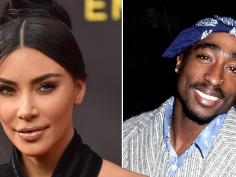 Kim Kardashian strutted around Tupac Shakur music video in bikini at 14 after lying about age