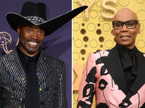 Billy Porter shuts down speculation he was giving RuPaul 'side-eye' at the Emmys