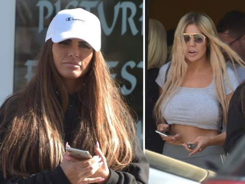 Katie Price and Chloe Ferry's friendship still going strong after messy night out as pair get pampered together