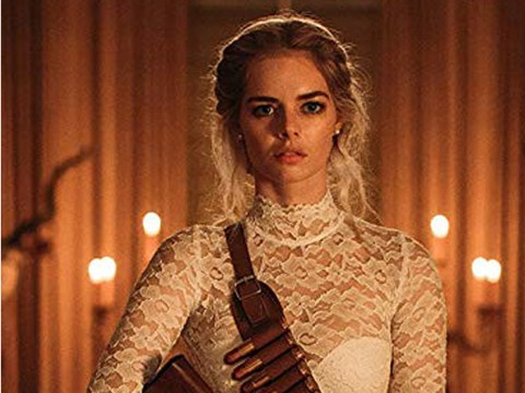 Drenched in blood, thrown into a pit of dead animals and hunted by Adam Brody: Ready Or Not's Samara Weaving on gruelling horror shoot