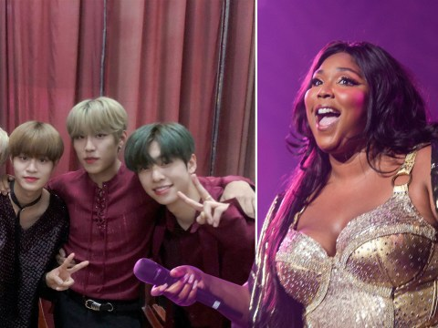 Lizzo gets on the K-Pop hype after enlisting AB6IX on new Truth Hurts remix and it's so good