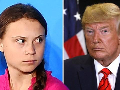 Greta Thunberg changes her Twitter bio to hit back at Donald Trump