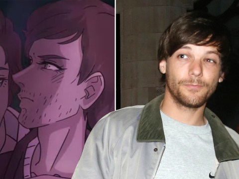 Louis Tomlinson admits he was 'p***ed off' HBO's Euphoria featured sex scene with Harry Styles