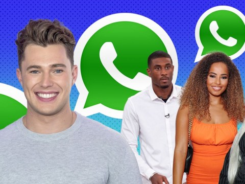 Curtis Pritchard insists Love Island WhatsApp chat still 'popping' amid Ovie Soko's snub