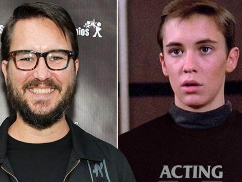 The Big Bang Theory star Wil Wheaton serves us all with 'awkward' teen throwback
