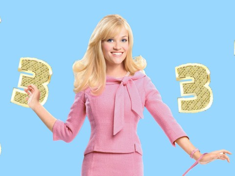 Legally Blonde 3 release date confirmed as Reese Witherspoon brings back Elle Woods
