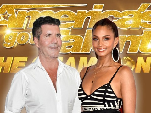 Alesha Dixon replaces Mel B on America's Got Talent: The Champions judging panel