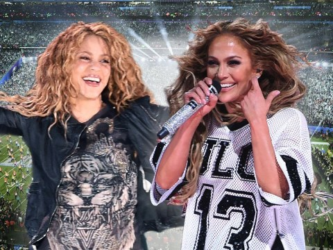 Jennifer Lopez and Shakira headlining Super Bowl 2020 halftime show and our wigs are already snatched