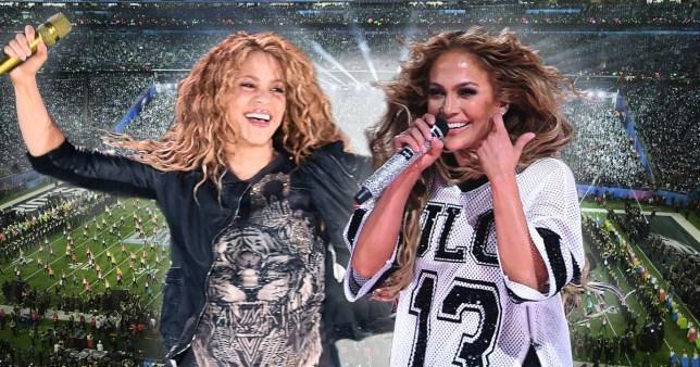 Jennifer Lopez and Shakira confirmed for Super Bowl 2020