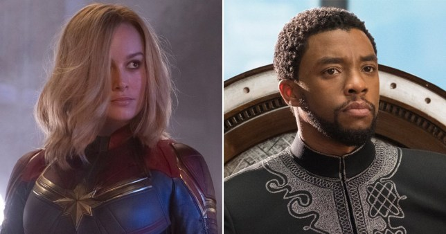 Marvel were 'reluctant' to make Black Panther and Captain Marvel according to Disney CEO