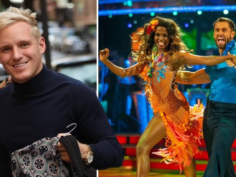 Jamie Laing still gutted over Strictly Come Dancing exit as he praises Kelvin Fletcher's skills
