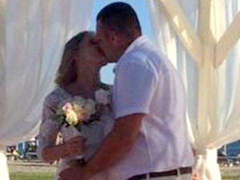 Groom named Thomas Cook gets dream Greek wedding despite travel firm's collapse