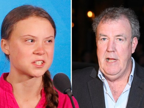 Jeremy Clarkson throws Greta Thunberg backhanded compliment by congratulating her on 'unrealistic dream' as she lands Time cover