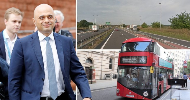 Among the chancellor's proposals, is a plan for an all-electric bus town