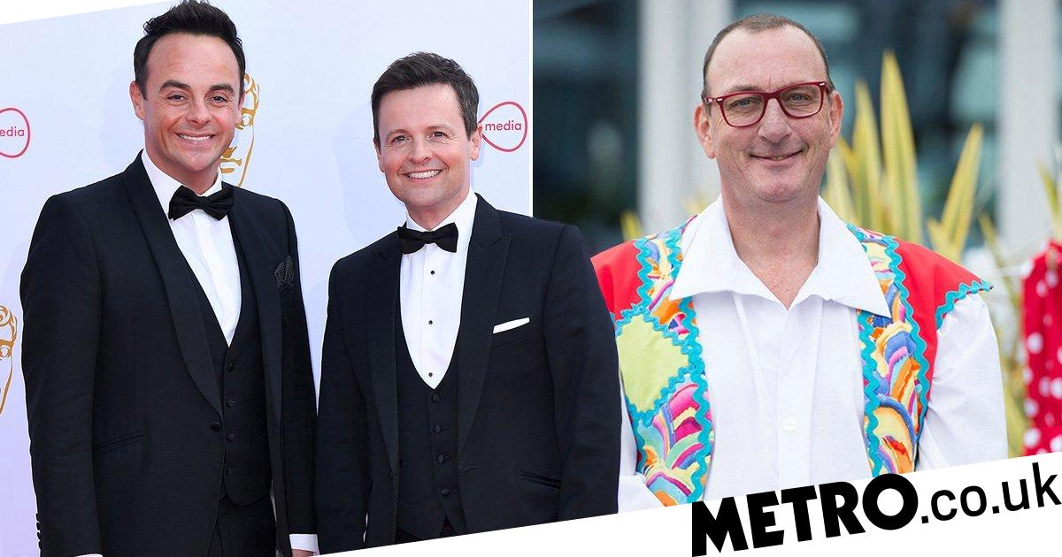 Ant And Dec Donate Money To X Factor Warm Up Ian Royce Rehab Fund Metro News