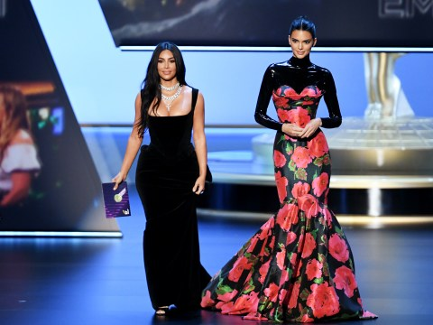 Emmys 2019: Kim Kardashian and Kendall Jenner mocked by audience as they present RuPaul's Drag Race award