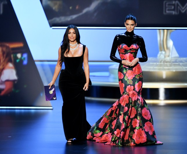 Resultado de imagen para kim kardashian emmys