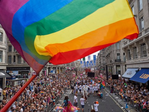 Homophobic hate crime prosecutions drop despite reports more than doubling