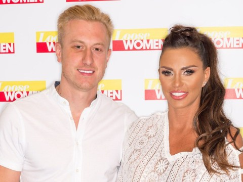 Katie Price leaves flirty comment on ex Kris Boyson's photo after split as she enjoys night out