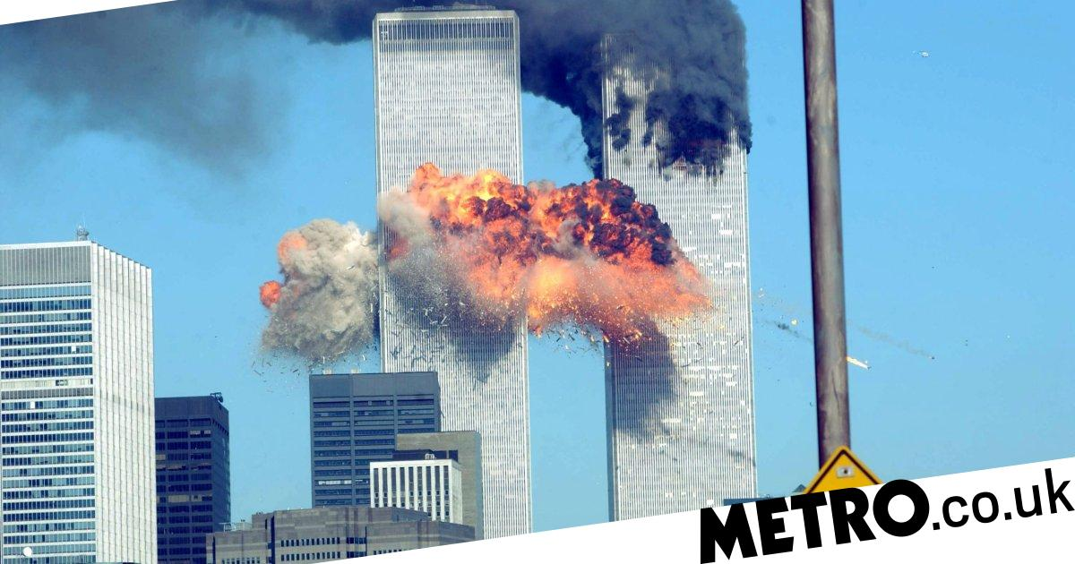 what time did the first plane hit the twin towers on 9 11