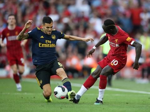 Arsenal star Dani Ceballos hails Liverpool as best pressing team he's ever faced