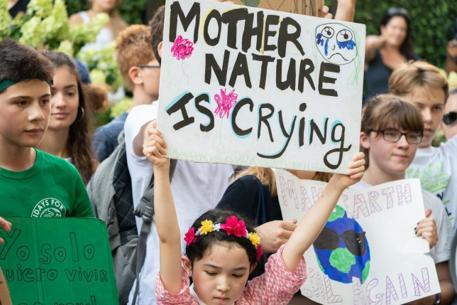 Climate change march: We must stand with the young people striking